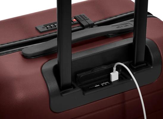 away luggage charging pot